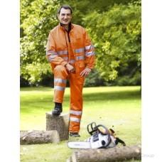 Куртка повышенной видимости WATEX Forest Jack с защитой от порезов