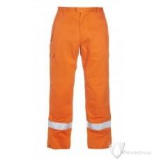 Сварочные брюки HYDROWEAR MEDDO OFFSHORE MULTINORM FR AST оранжевые