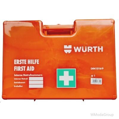 Профессиональная аптечка WURTH DIN 13 169