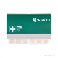Дозатор PLUM / WURTH с пластырем 90 шт. с фиксацией к поверхности