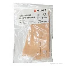 Пластырь WURTH упаковка 20 шт.