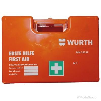 Профессиональная аптечка WURTH DIN 13157
