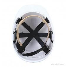 Защитный шлем WURTH белый