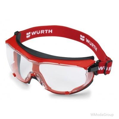 Очки защитные WURTH WEGA® FULL-VIEW