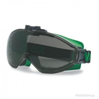Защитная маска UVEX ultrasonic flip-up с откидной линзой для газосварки 9302043