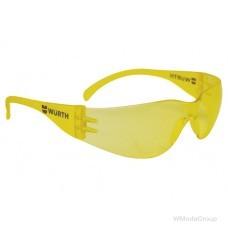 Защитные очки WURTH Standard янтарные