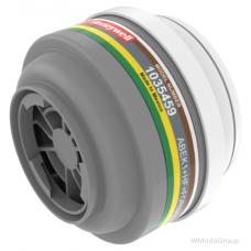 Фильтры для полумаски Honeywell North AВЕК1+HF+FORMALDEHYDE P3 Rкрепление байонет 1035459 упаковка 2 шт.