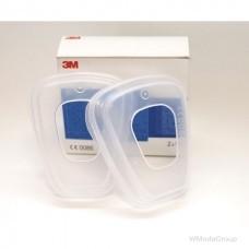 Держатель предфильтра 3М 501 для защиты фильтров комплект 2 шт.