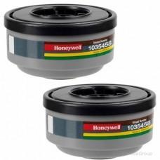 Фильтры для полумаски Honeywell North AВЕК1+FORMALDEHYDE крепление байонет 1035458 упаковка 2 шт.