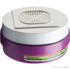 Фильтры HONEYWELL SPERIAN ABEK1P3 RD EN14387 для защиты от газов, пыли, противоаэрозольные комплект 2 шт.