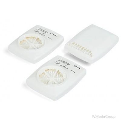 Фильтры HONEYWELL SPERIAN LP3-6000 DUAL для защиты от газов, пыли, противоаэрозольные комплект 2 шт.