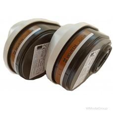 Комбинированный фильтр A2P3 RD Wurth / Dräger X-plore® комплект 2 шт.