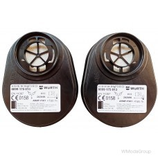 Комбинированный фильтр ABEK1HGP3 RD Wurth / Dräger X-plore® комплект 2 шт.