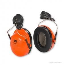 Наушники WURTH / 3M PELTOR H31 для крепления на шлеме, оранжевые
