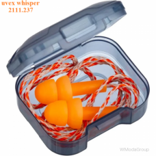 Противошумные вкладыши UVEX Виспер со шнурком 2111.237