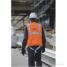 Страховочный жилет WURTH с лямочным поясом для работы на высоте