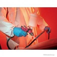 Нитриловые перчатки WURTH упаковка 100 шт. синие