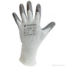 Перчатки для защиты от порезов WURTH CUT5/100 С нитью Dyneema