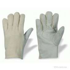 Перчатки STRONG HAND мягкая кожа и хлопок