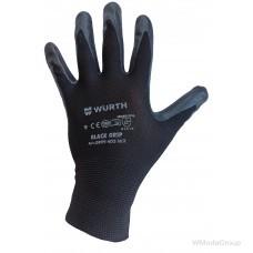 Перчатки WURTH BLACK GRIP