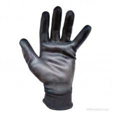 Перчатки WURTH с дышащим верхом и защитным полиуретановым покрытием LEICHT +