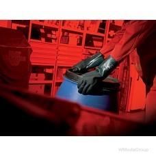 Утепленные виниловые перчатки WURTH