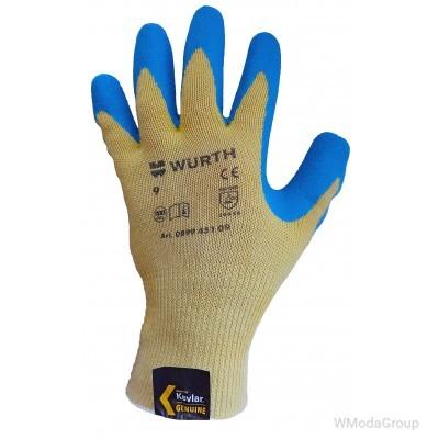 Защитные перчатки WURTH Kevlar 4/200