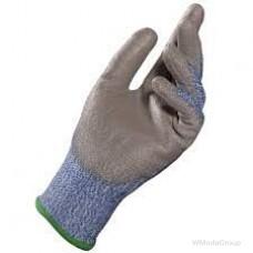 Порезозащитные перчатки MAPA 586 KryTech с полиуретановым покрытием