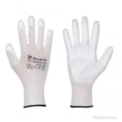 Перчатки сборщика White Touch Сomfort