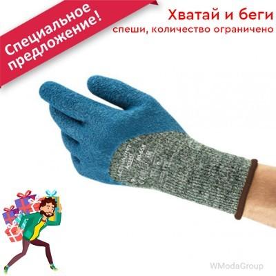 Перчатки для защиты от порезов Ansell ActivArmr 80-658 (ex Powerflex)