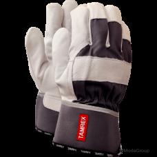 TAMREX высококачественные перчатки из натуральной кожи буйвола с широким запястьем