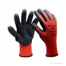 Защитные перчатки WURTH LATEX-MULTIFIT NITRILE