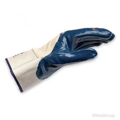 Перчатки с нитриловым покрытием и манжетой WURTH Economy