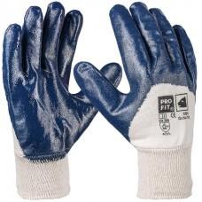 Базовые защитные перчатки Pro-Fit 5701 с нитриловым покрытием 3/4
