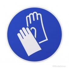 Информационная табличка WURTH Используйте защиту для рук