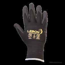 Высококачественные трикотажные перчатки LEBON DEXITOUCH