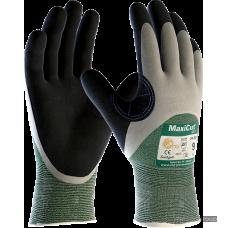 Маслобензостойкие перчатки с защитой от порезов MaxiCut® Oil™ 34-305