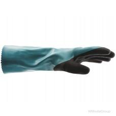 Перчатки WURTH химзащитные из нитрила с тканевой подкладкой