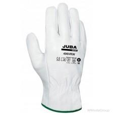 Кожаные рабочие перчатки JUBA 406VRW
