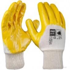 Защитные перчатки Pro-Fit 37675 с 3/4 нитриловым покрытием