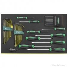 Набор кованого инструмента 131 предмет STAHLWILLE 97830123, TCS 805/3