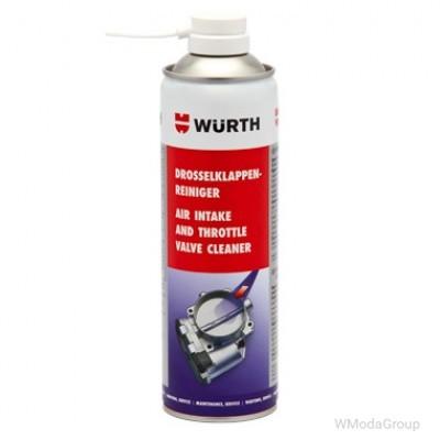 Спрей-очиститель дроссельной заслонки WURTH